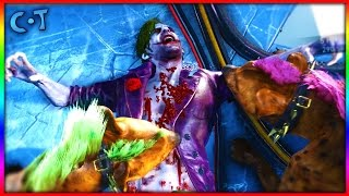 Injustice 2 - All Super Moves On Hot Topic Joker