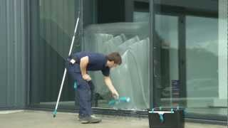 Professional Window Cleaning tools - an introduction to window cleaning.