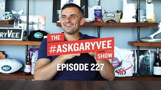 Young Garyvee, Meditation for Self Awareness & Marketing Print Magazines | #AskGaryVee Episode 227