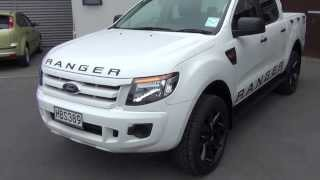 Ford Ranger XL SVP-2013 - Ford Video Reviews | THF Christchurch