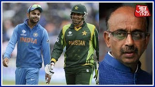 No Cricket Match With Pakistan, Until Terrorism Stops, Says Minister Vijay Goel