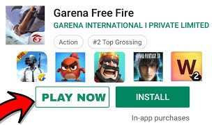Play Android Games Without Downloading | Like Freefire |