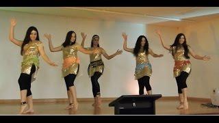 Farvahar Dance Group - Bandari Dance