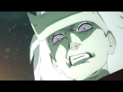 Naruto & Sasuke vs Madara Full Fight (English Sub) - Naruto Shippuden Ultimate Ninja Storm 4