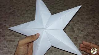 How To Make A Christmas Star ?