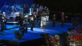 Jennifer Hudson : WILL YOU BE THERE / HOLD ME - Live @ Michael Jackson Memorial [Special]