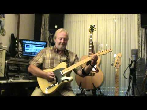 Who'll stop the rain - Creedence Clearwater Revival played by Eric