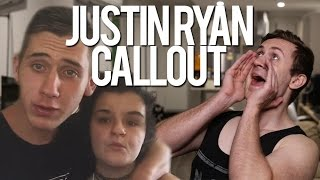 JUSTIN RYAN CALLOUT