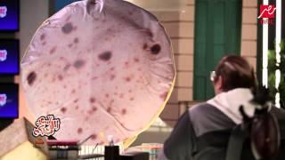 فى اول ظهور له على الشاشة حصريا : ابو حفيظة يجري حوار مع رغيف العيش