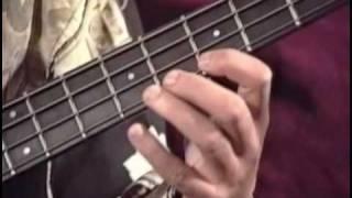 Improvisation et solo à la basse