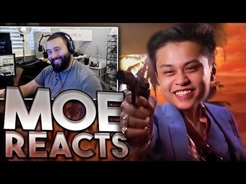 Moe Watching Stewie2k Smoke Criminal PART 2!
