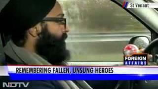 Indians Heroes World War I. Héros Indiens 1ère guerre mondiale