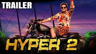 Hyper 2 (Inimey Ippadithan) 2020 Official Hindi Dubbed Trailer | Santhanam, Ashna Zaveri, Akhila