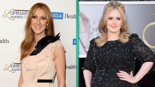 Celine Dion Stuns Audience with Perfect Cover of Adele's 'Hello'