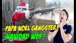 Papa Noel Gangster!! *Navidad WDF*