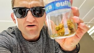 INSIDE A LEGAL WEED STORE