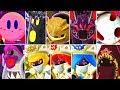 Kirby Star Allies - Soul Melter EX Boss Rush + Ultimate Final Boss