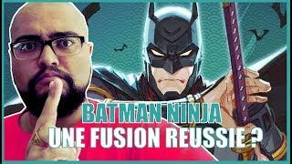 Batman ninja - Fusion réussie ?