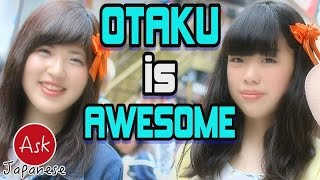 What type of GEEK are you? Ask Japanese about what type of otaku/geek they are