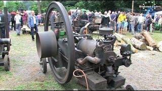 Bulldog Dampf und Diesel - die Stationärmotoren - 2/4 - Stationary Engine Rally