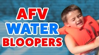 ☺ AFV (NEW!) Funniest Home Videos of 2016 (Water Bloopers of 2016 Montage Compilation)