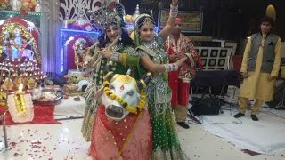 radha kishan and cow jhanki by harish sajan & party