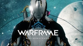 Warframe - What's on Excalibur's neck!?