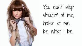 Cher Lloyd -  Swagger Jagger w/ Lyrics