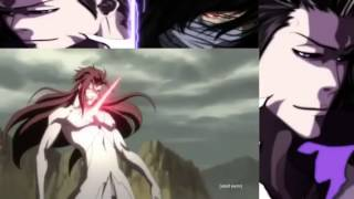 AIZEN VS FINAL GETSUGA TENSHOU (English dub)