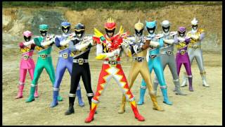Video clip pawer rangers dino super charge