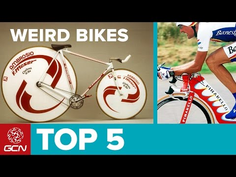 Top 5 Weirdest Road Bikes Of All Time