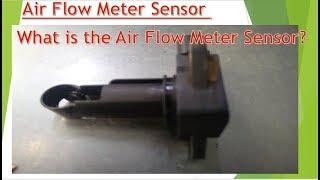 What is the Air Flow meter sensor?,presentation about Air Flow meter sensors,