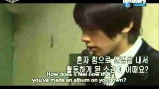 BI RAIN  Hip Korea Discovery Channel(Eng Sub) -part 1
