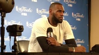 Street Topics - Stop the Hate and LeBron James