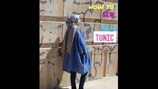 Keten Tunik Dikimi / DIY: How To Sew Linen Tunic