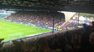 SWFC v Notts Forest (Just after Kieran Lee got the winner!!)