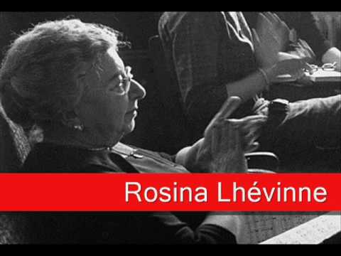 watch Rosina Lhévinne: Mozart - Piano Concerto No. 21 in C Major, 'Allegro vivace assai' K. 466