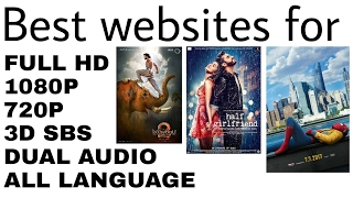 Best website or hd movies