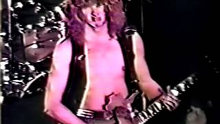 Metallica feat. Dave Mustaine - Live in San Francisco, CA, USA (1983) [Full show]