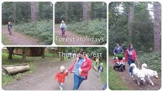 Forest Holidays: Thorpe Forest | Weekend Break (Part 2)