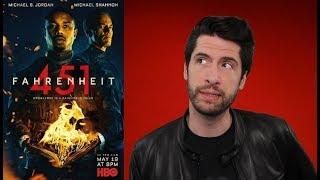 Fahrenheit 451 - Movie Review