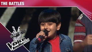 Rubab, Madhav and Satyajeet Performs on Babu Samjho Ishare | The Voice India Kids | Episode 10