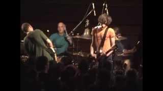 FUGAZI Live - Boston, Massachusetts College of Art, April 20th 2002, Show 2 of 2