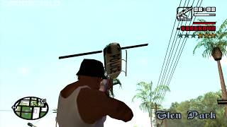 Starter Save-Part 12-The Chain Game 100 Mod-GTA San Andreas PC-complete Walkthrough-achieving ??.??%