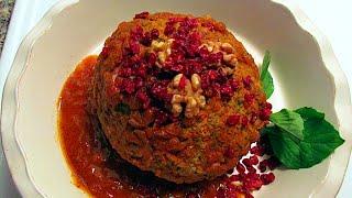 Tabrizi Meatball | کوفته تبریزی