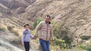 2 days in western Iran, Tabriz, kandovan and Jolfa mountains