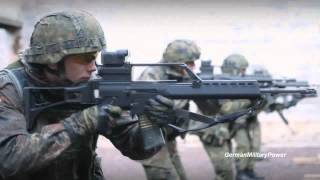 German Military Power Demonstration   The Germans Are Coming   HD