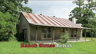 Ranch House Rehab: Episode 1                        May 27,2017