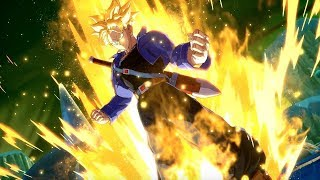 DRAGONBALL FIGHTER Z - TODA A FORÇA DO TRUNKS