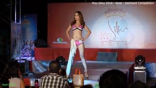 Miss Silka 2016 - Iloilo - Swimsuit Competition